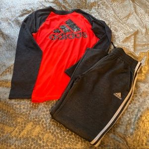 Boys Adidas outfit Lot